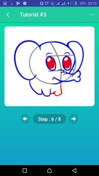 Learn to Draw Elephants screenshot 13