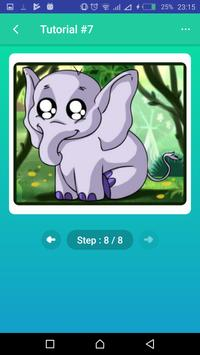 Learn to Draw Elephants screenshot 3