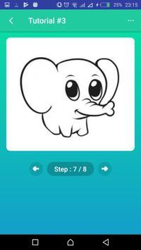 Learn to Draw Elephants screenshot 6