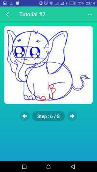Learn to Draw Elephants screenshot 9