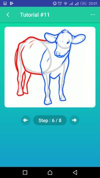 Learn to Draw Farm Animals screenshot 13
