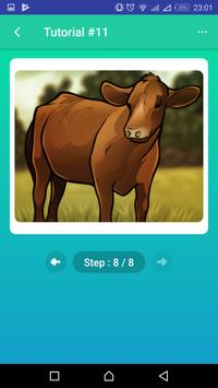 Learn to Draw Farm Animals screenshot 7