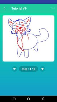 Learn to Draw Foxes screenshot 12
