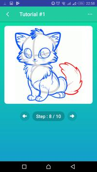 Learn to Draw Foxes screenshot 1