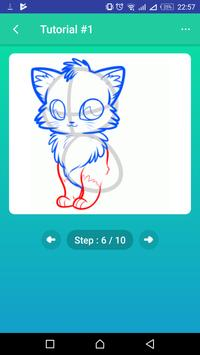 Learn to Draw Foxes screenshot 8