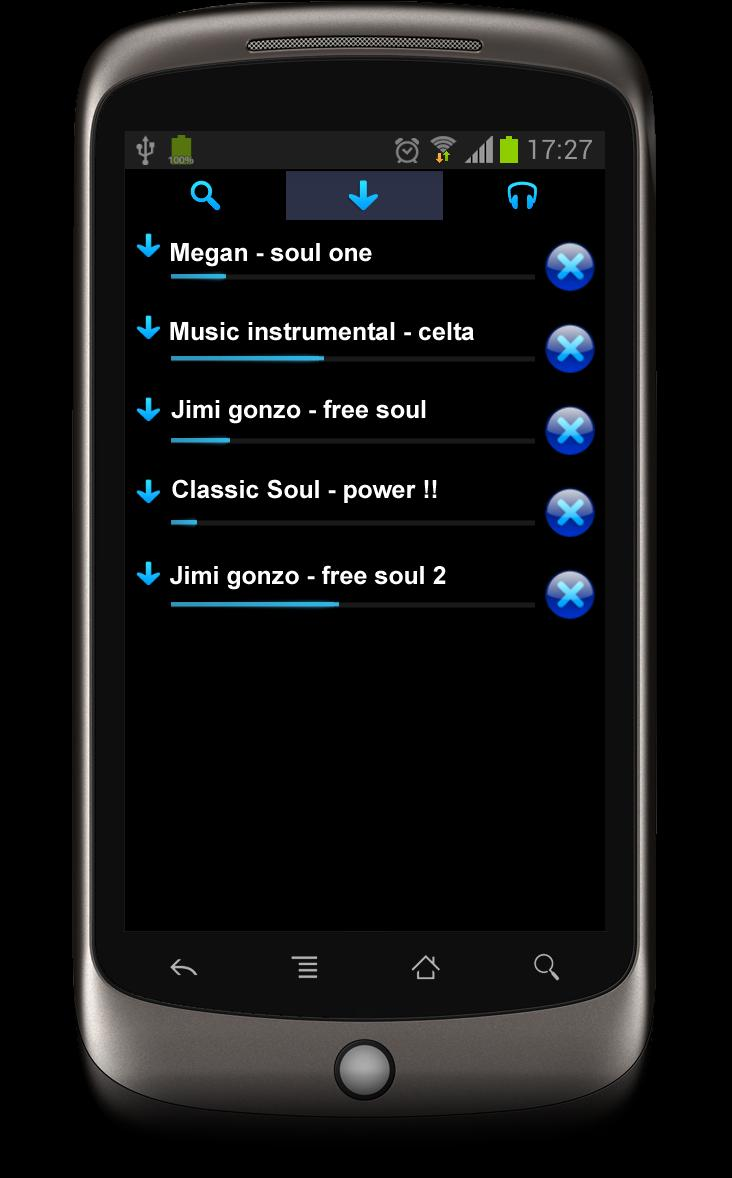 Free music download - StraussMP3+ for Android - APK Download
