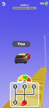 Gear Race 3D Ekran Görüntüsü 1