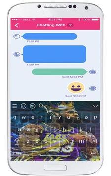 Keyboard For lebron james screenshot 3