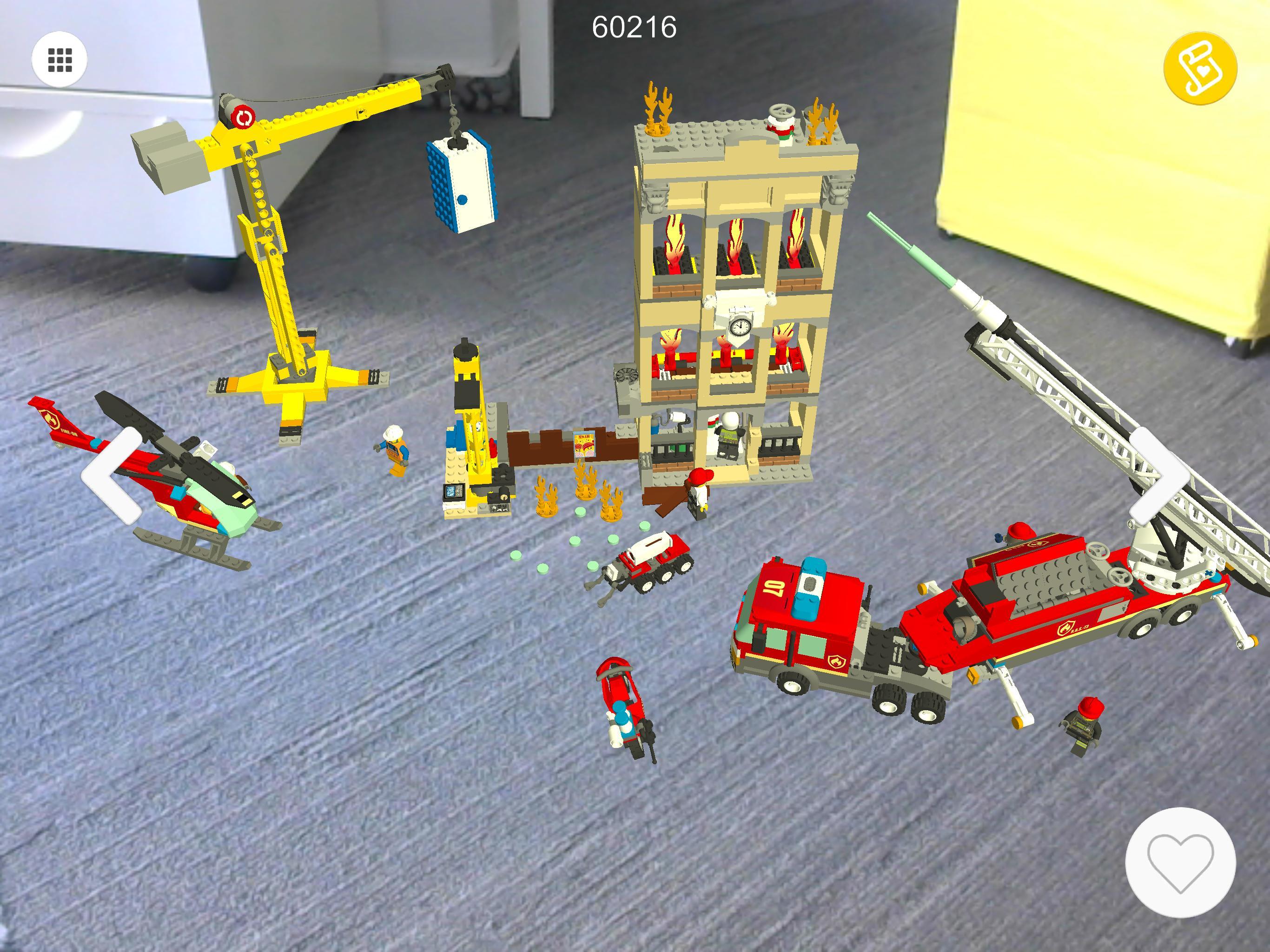LEGO® 3D Catalogue cho Android - Tải về APK