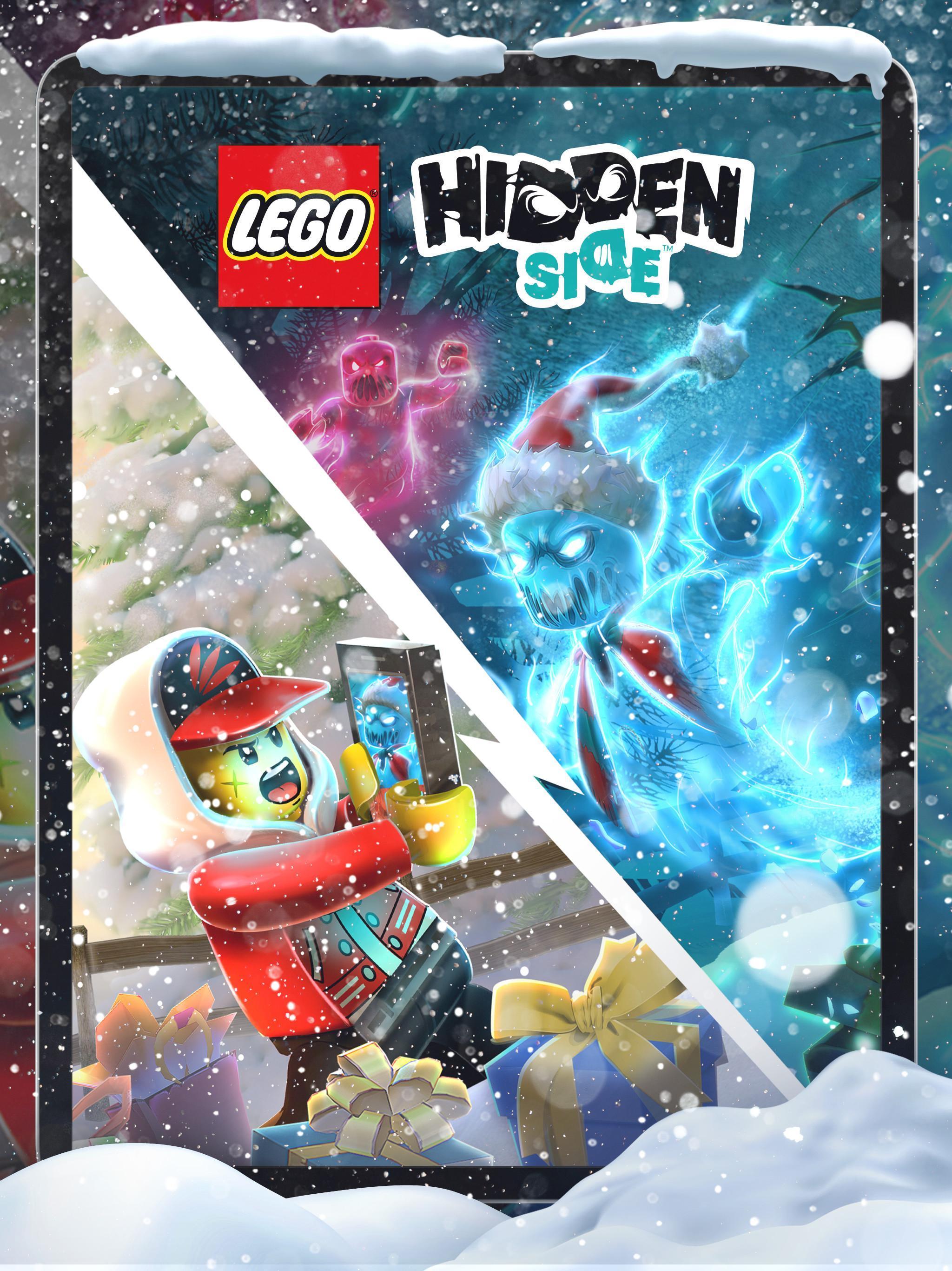 Download Lego Hidden Side Apk Startapk