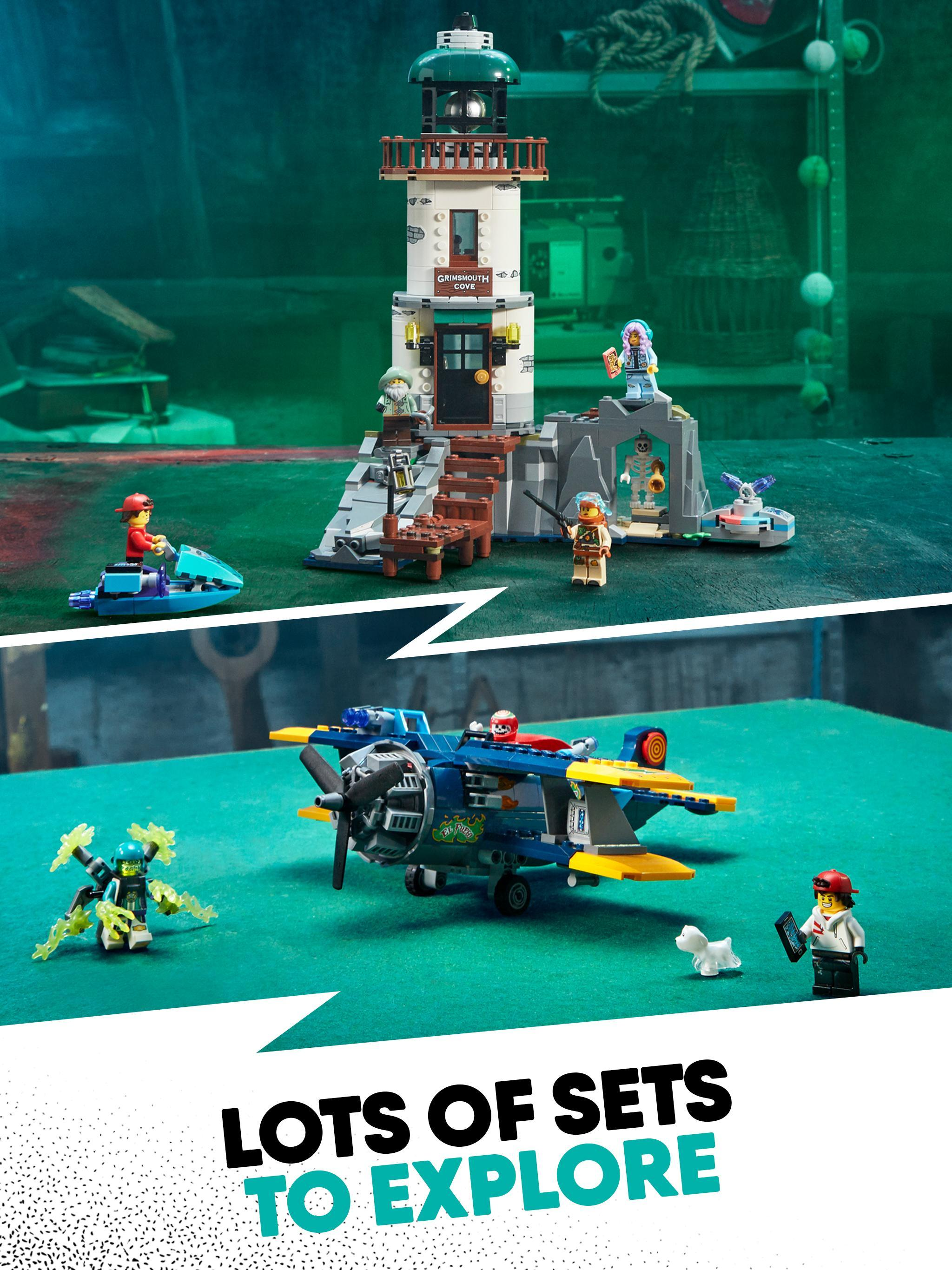 lego® hidden side™ for android  apk download