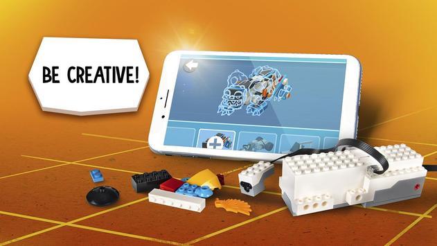 LEGO® BOOST تصوير الشاشة 3