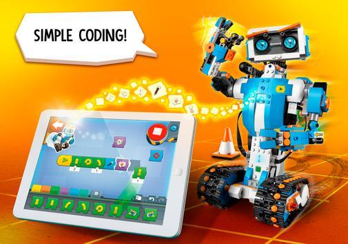 LEGO® BOOST تصوير الشاشة 10