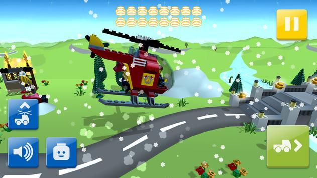 LEGO® Juniors Create & Cruise Ekran Görüntüsü 3