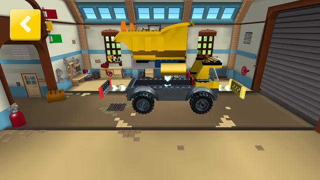 LEGO® Juniors Create & Cruise Ekran Görüntüsü 1