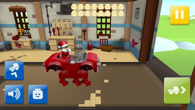 LEGO® Juniors Create & Cruise Ekran Görüntüsü 2