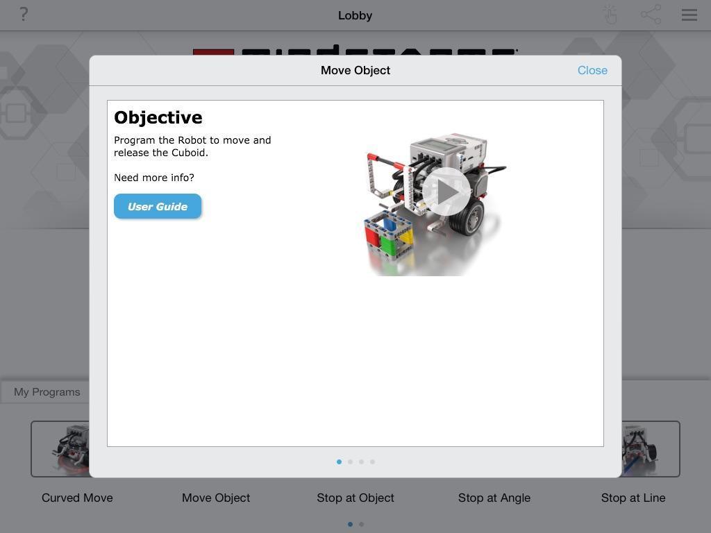 LEGO® MINDSTORMS Education EV3 for Android - APK Download