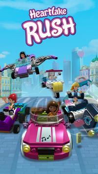 LEGO® Friends: Heartlake Rush 海报