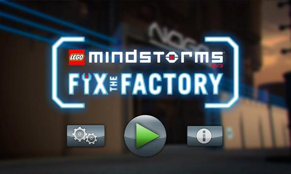 LEGO® MINDSTORMS® Fix Factory poster