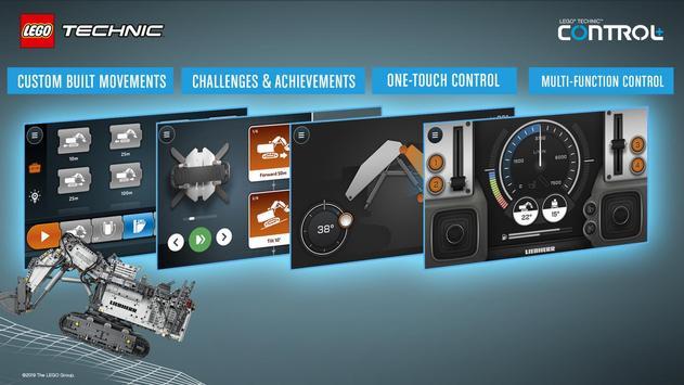 LEGO® TECHNIC™ CONTROL+ स्क्रीनशॉट 3