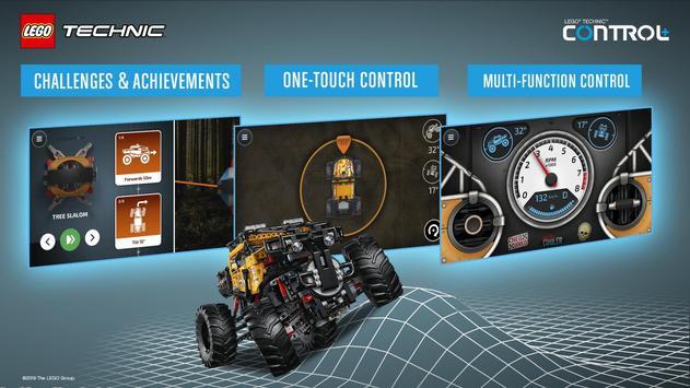 LEGO® TECHNIC™ CONTROL+ स्क्रीनशॉट 9