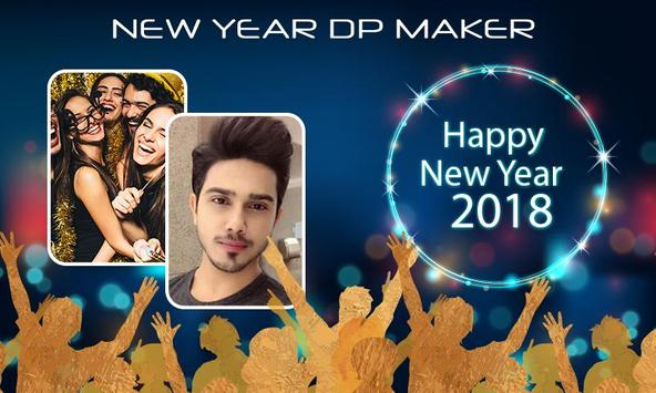 Happy new year 2019 / 2019 dp maker poster