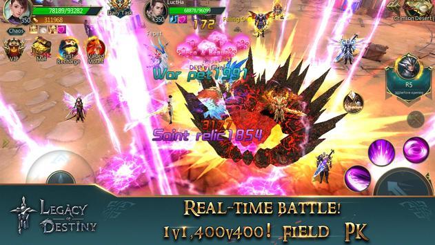 Legacy of Destiny screenshot 14