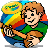 Crayola Color, Draw & Sing icon