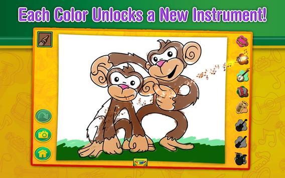Crayola Color, Draw & Sing screenshot 14