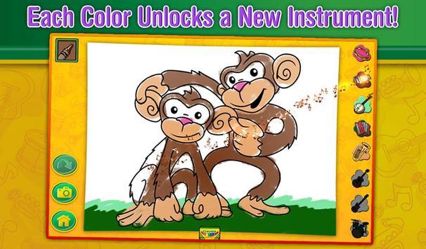Crayola Color, Draw & Sing screenshot 2