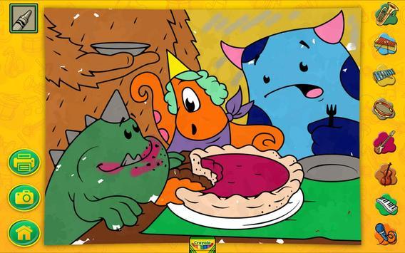 Crayola Color, Draw & Sing screenshot 5