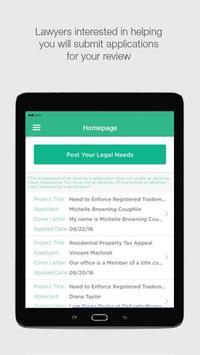 Legal Services Link imagem de tela 5