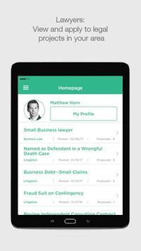 Legal Services Link imagem de tela 7
