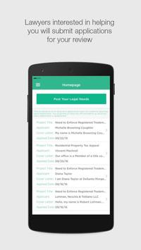 Legal Services Link imagem de tela 1