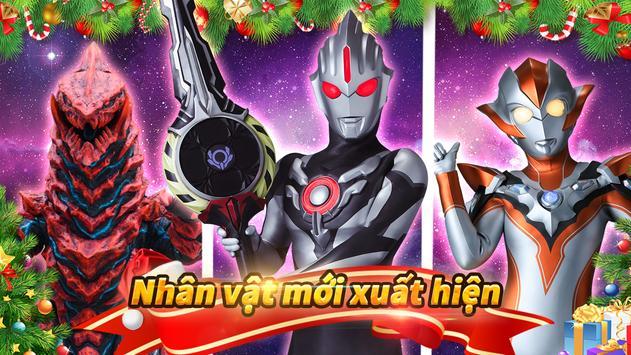 Ultraman: Anh Hùng Huyền Thoại ảnh chụp màn hình 10
