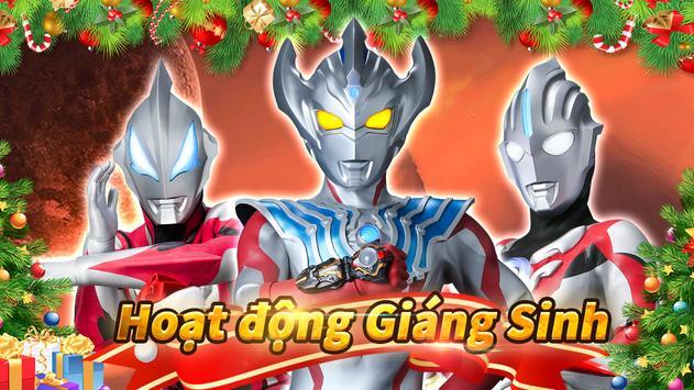 Ultraman: Anh Hùng Huyền Thoại ảnh chụp màn hình 11