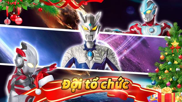 Ultraman: Anh Hùng Huyền Thoại ảnh chụp màn hình 12