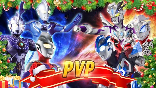 Ultraman: Anh Hùng Huyền Thoại ảnh chụp màn hình 9