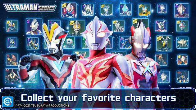 Ultraman: Legend of Heroes स्क्रीनशॉट 8