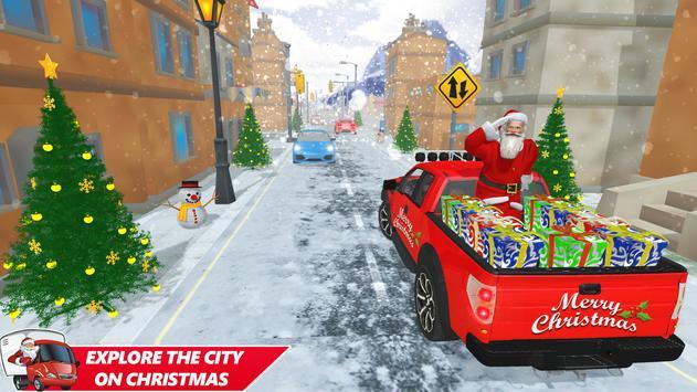 Santa Christmas Gift Delivery: Gift Game screenshot 6