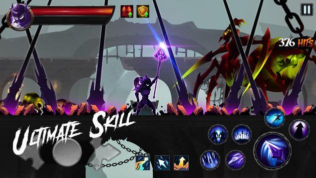 Shadow Legends : Stickman Revenge - Game RPG screenshot 4
