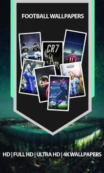 Football Wallpapers screenshot 1