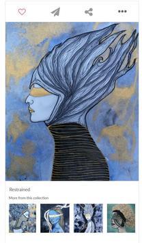 Artwork Artist App-poster
