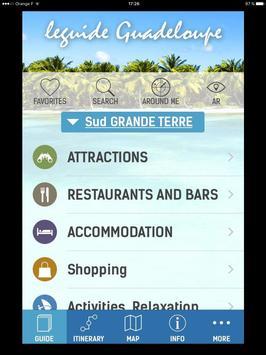 The guide Guadeloupe screenshot 4