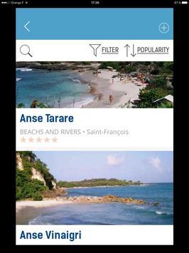The guide Guadeloupe screenshot 5