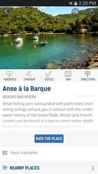 The guide Guadeloupe screenshot 3