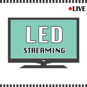 LED Streaming icon