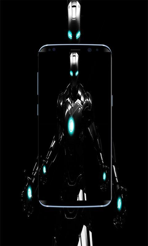 Black Wallpaper 4k Dark And Amoled Background For Android Apk