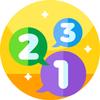 Aprender los números en Español-icoon