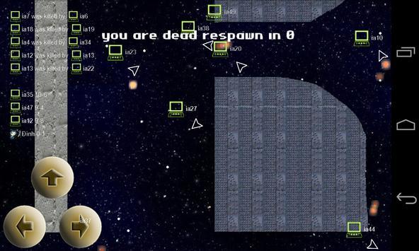 Arcade Space Shoot Em Up screenshot 1